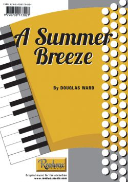 A Summer Breeze, Douglas Ward music for accordian