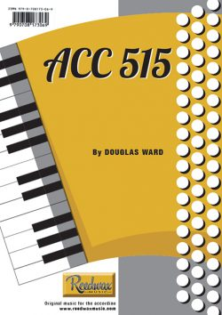Acc 515 Douglas Ward music for accordian