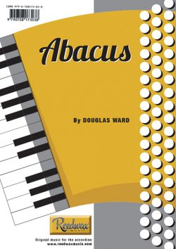Abacus Douglas Ward music for accordian