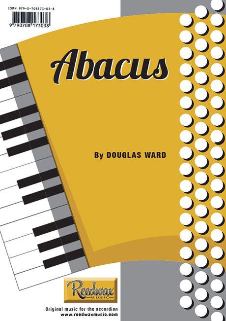 Abacus Douglas Ward music for accordian