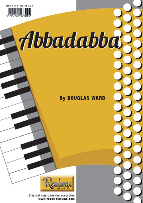 Abbadabba Douglas Ward music for accordian