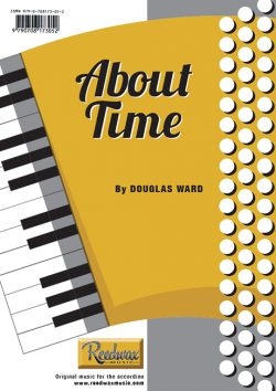 About Time Douglas Ward music for accordian