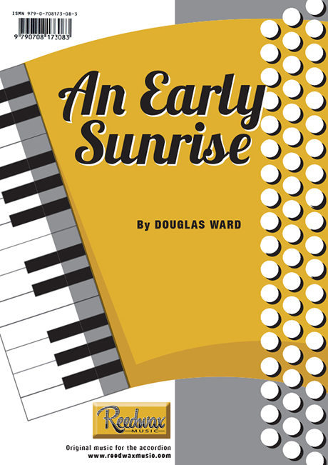 An Early Sunrise Douglas Ward music for accordion