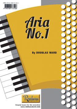 Aria No. 1 Douglas Ward music for accordian