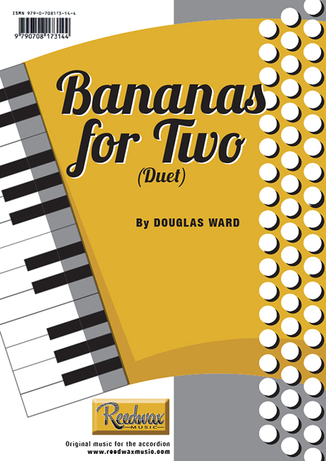 Bananas for Two (Duet) Douglas Ward