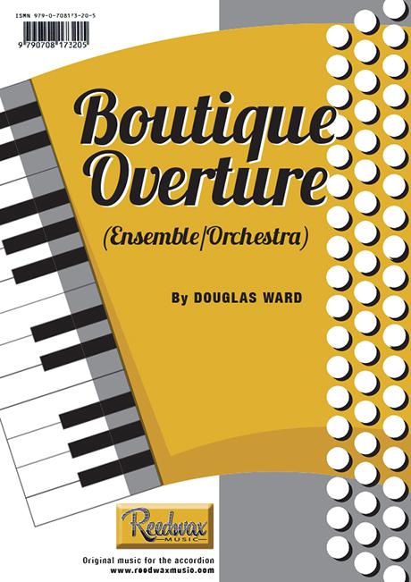 Boutique Overture Ensemble Douglas Ward