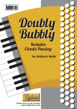 Doubly Bubbly Douglas Ward music for accordion