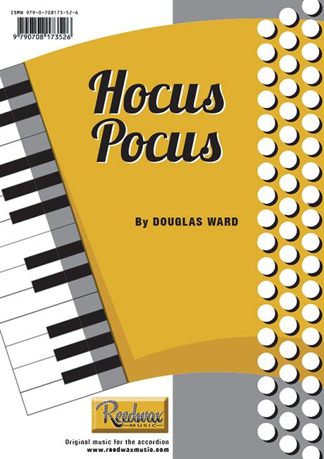 Hocus Pocus Douglas Ward