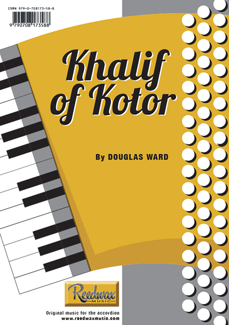 Khalif of Kotor Douglas Ward