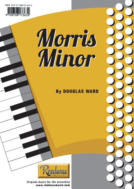 Morris Minor Douglas Ward
