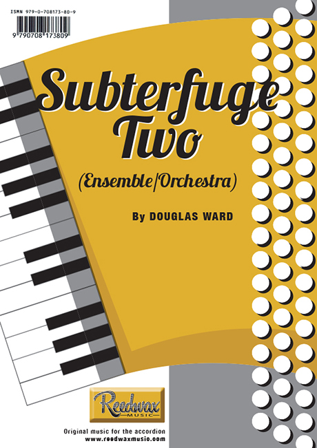 Subterfuge Two Ensemble Douglas Ward