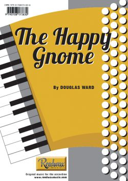The Happy Gnome Douglas Ward