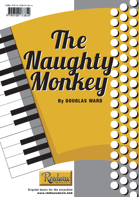 The Naughty Monkey Douglas Ward