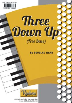 Three Down Up FB Douglas Ward