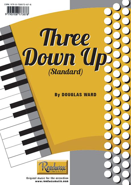 Three Down Up standard Douglas Ward
