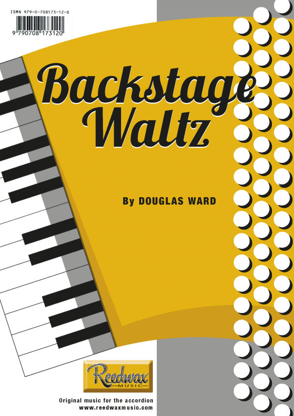 Backstage Waltz Douglas Ward