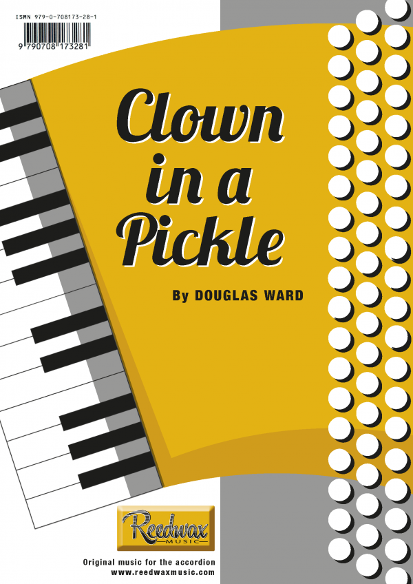 Clown in a Pickle Douglas Ward