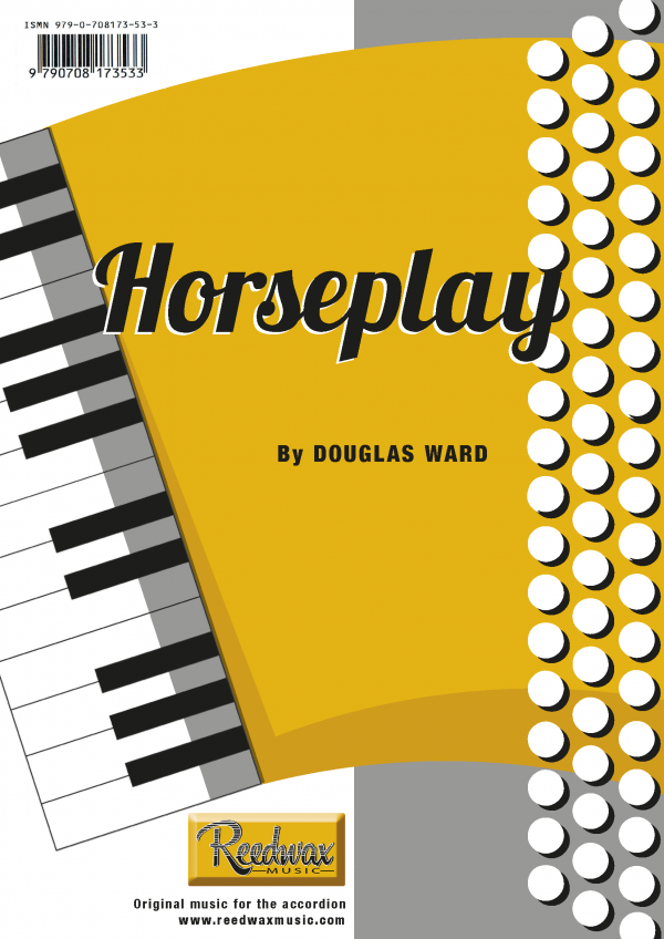 Horseplay Music Sheet Douglas Ward