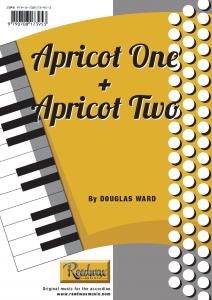 Apricot One + Apricot Two Cover Douglas Ward