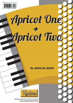 Apricot One + Apricot Two Cover Douglas Ward