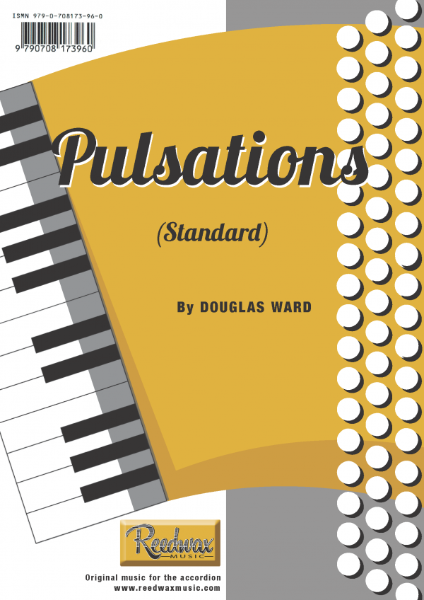 Pulsations - Douglas Ward music for Accordion
