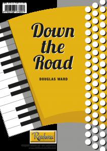 Down the road cover, Douglas Ward accordion