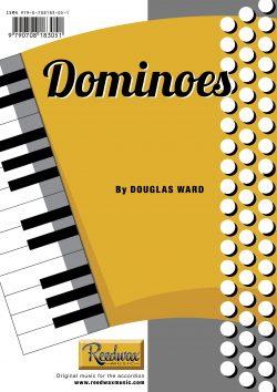 Dominoes accordion music by Douglas Ward